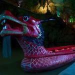 Swallow's Cavern - łódeczka powrotna