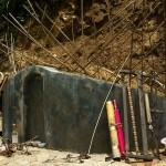 Grób z potrzebnymi po śmierci rzeczami, okolice Qingkou