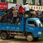Laomeng market - busik powrotny